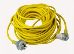 15m Rubber Nilfisk Vacuum Power Cord