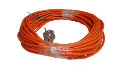 15m 3 Core 10amp Power Cord Vacuum Repair Kit (CR1510)