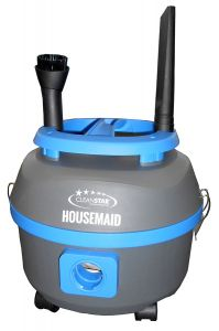 Cleanstar Housemaid 1200 Watt 10 Litre Dry Vacuum Cleaner with Cloth Filter (VC10LP)
