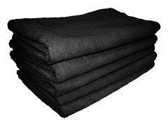 Blue Microfibre Cloths 5-Pack (MFBLU)