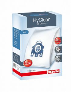 Miele HyClean 3D Efficiency GN Synthetic Vacuum Cleaner Bags (GN)
