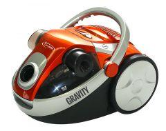 Cleanstar Gravity 2200 Watt Bagless Vacuum Cleaner - Orange