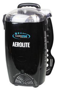 Cleanstar Aerolite 1400 Watt Backpack Vacuum Cleaner and Blower - Black (VBP1400-B)