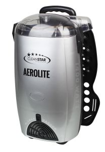 Cleanstar Aerolite 1400 Watt Backpack Vacuum Cleaner and Blower - Silver (VBP1400)