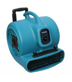 XPOWER Multipurpose Air Mover with Wheels and Luggage Handle 700 Watt (X-800HC) AVAILABLE ON BACKORDER ONLY