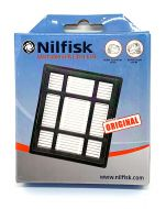 Nilfisk Coupe Series H10 Washable HEPA Vacuum Cleaner Filter (78602700) box packaging