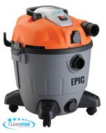 Cleanstar EPIC 35L Wet and Dry Vacuum Cleaner - With on Board Power Outlet