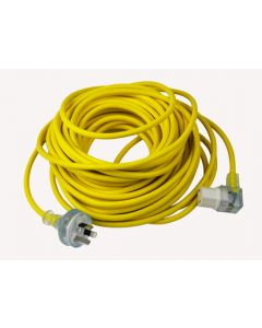 15m Rubber Nilfisk Vacuum Power Cord
