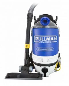 Pullman Advance 1250 Watt Commander 900 Backpack Vacuum