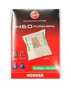 Hoover Pure HEPA H60 Vacuum Cleaner Bags (32420294)