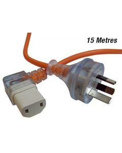 Commercial IEC Vacuum Repair Cord (C-IEC1510RA)