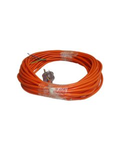 15m 3 Core 10amp Power Cord Vacuum Repair Kit (CR1510)
