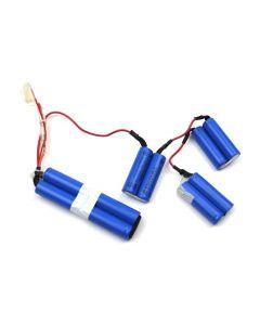 Electrolux Ergo Rapido ZB2903, ZB2932, ZB2945 Vacuum Battery Kit