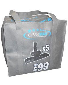 Wessel-Werk 32mm Low Profile Floor Tool 5 Pack Value Bag