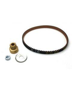 Nilfisk GU455 Vacuum Drive Belt Kit (1470905510)