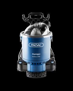 Pacvac Superpro Battery 700 Advanced Backpack Vacuum Cleaner (VB700BA02A01)