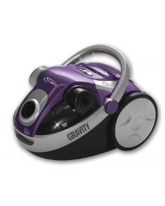 Cleanstar Gravity 2200 Watt Bagless Vacuum Cleaner - Purple