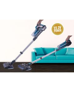 Cleanstar 22.2V Cordless Rechargeable Hand Stick Vacuum Cleaner with Wet-Mop Function (V-8229)