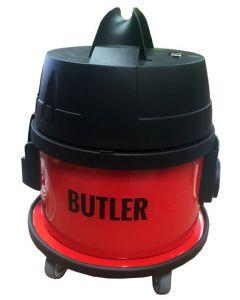 Cleanstar Butler 1200 Watt Dry Vacuum Red with Free Bags