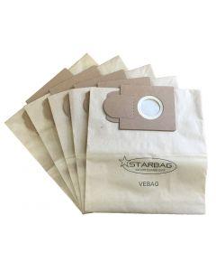 EIO and Bissell Purepower, Purepro Paper Vacuum Bags (VEBAG)