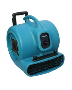 XPOWER Multipurpose Air Mover with Wheels and Luggage Handle 700 Watt (X-800HC)