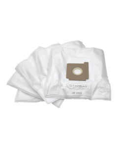 Zelmer Solaris Synthetic Vacuum Cleaner Bags (AF430S)