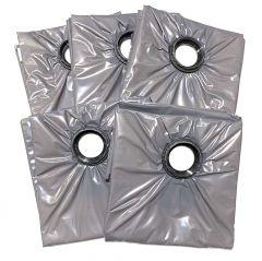 Nilfisk ATTIX 33H, ATTIX 44H and VHS 40HC, VHS 42HC Safety Filter Bags for Hazardous Materials (107413549)