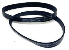 Bissell 3920F, 1521F, 2111F, 2110F, 2261F, 10N6F Upright Vacuum Cleaner Replacement Belt (1604129)