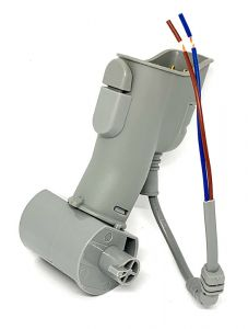 Hoover Mode and Vogue T-Piece Powerhead Neck and Short Lead (31300661)