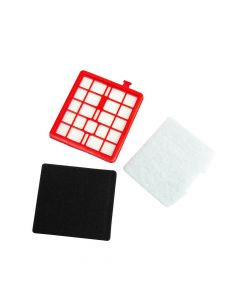 Hoover Dog and Cat Turbo 5013PH, 5016, T4008 Vacuum Cleaner Filter Set (32200603)