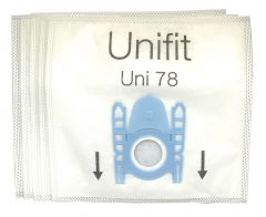 Unifit 78 Bosch Synthetic Vacuum Cleaner Bags (32410050)