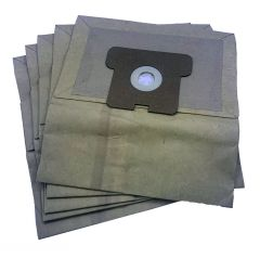 Quickfit QB40 Paper Dust Bags for various Hoover Vacuum Cleaners (32440033)