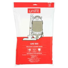 Unifit 900 Synthetic Vacuum Cleaner Bags to suit Pullman Advance Commander PV900 Backpack Vacuum (32440418)
