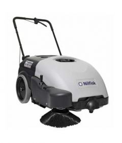 Nilfisk SW750 Walk Behind Battery Powered Sweeper (9084701010)