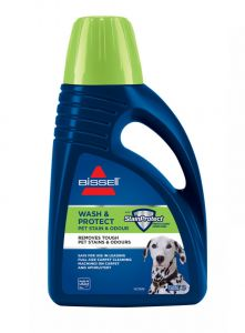 Bissell Pet Stain and Odour Removal Wash and Protect Concentrate 750ml (99K5E)