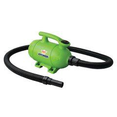 XPOWER B-2 1000 Watt Pro-At-Home Pet Dryer and Vacuum - Green (B-2-GRN)