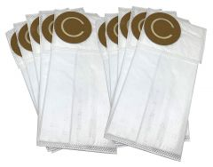Pacvac Thrift 650, Superpro Micron 700 Vacuum Cleaner Disposable Synthetic Dust Bags - 10 Pack (DUB030)