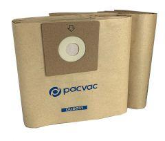 Pacvac Glide 300 and Fantovac Paper Vacuum Bags - 10 Pack (DUB031)