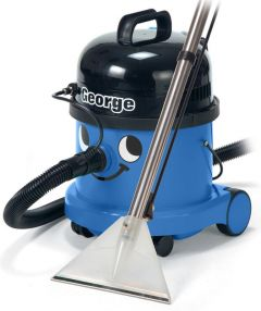 Numatic George 15L Wet and Dry Vacuum Cleaner and Extractor (GVE370)