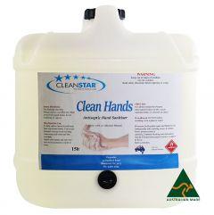 Antiseptic Hand Sanitiser - 15 Litres - Commercial Grade (HANDSAN15)