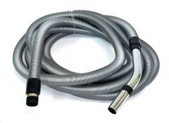 12 Metre Complete Ducted Vacuum Cleaner Hose with Fittings (HSCOM12)