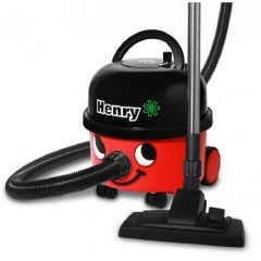 Numatic Henry 9L Dry Vacuum Cleaner - Red (HVR200R)