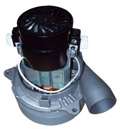 Ametek 1650 Watt 2 Stage Tangential Ducted Vacuum Cleaner Motor with Conical Base (M084)#