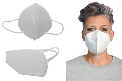 ARTG Listed P2/KN95 Disposable Face Masks with Elastic Ear Loops - 10 Pack (MASK10-P2)