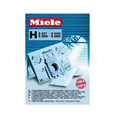 Miele Type H Paper Vacuum Cleaner Bags (02046318)