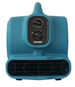 XPOWER 1/4 Horse Power Mini Air Mover front