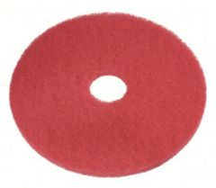 14-inch Red Buffing Pads - 5 Pack (PAD-RED-14)