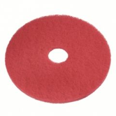 12-inch Red Buffing Pads - 5 Pack (PAD-RED-12)