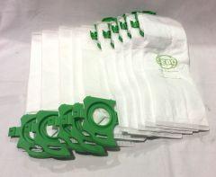 Sebo Felix and Dart Series Genuine Vacuum Bags 10-Pack (7029)