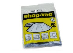 Shop Vac Vacuum Cleaner Reusable Disc Filters and Ring (9010729)